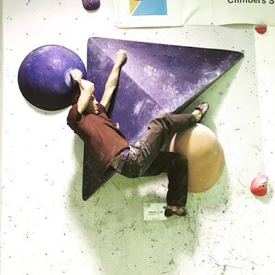 Visualizacion escalada deportiva